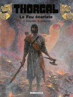 Thorgal n°35 - Le Feu Ecarlate