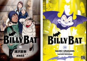 Billy Bat n°19-20