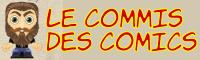 Le Commis des Comics