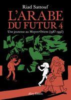 Christophe Arleston a été bluffé par l'Arabe du Futur n°4
