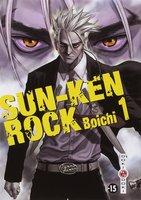 Sun-Ken Rock n°1 à 4
