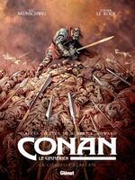 Conan le Cimmérien : La Citadelle Écarlate
