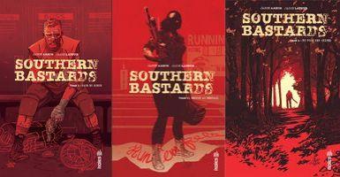 Southern Bastards n°2-3-4