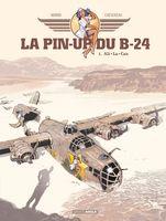 La Pin-up du B-24 n°1